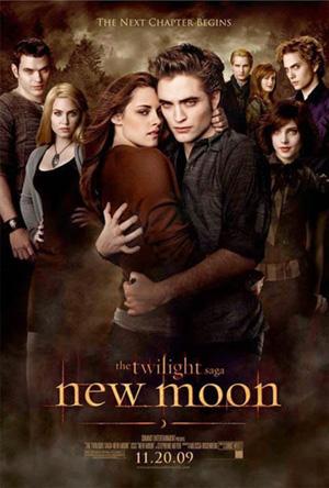 La Locandina del film New Moon