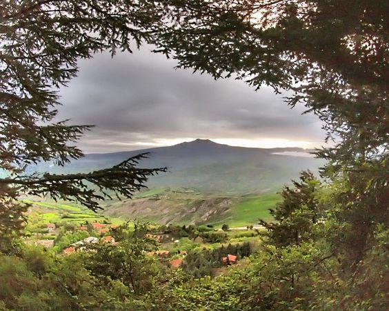 Leggende E Storie Del Vulcano Toscano: L'Amiata