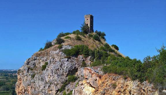 Torre Di Caprona: I Resti Della Battaglia Di Dante