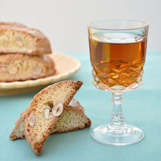 Il Vin Santo E I Cantuccini