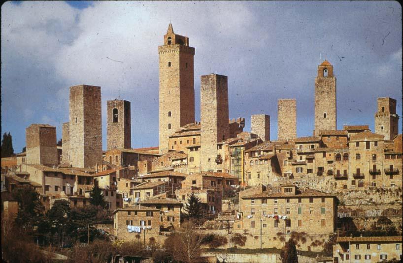Tesori Di San Gimignano: Una Citta' Bella E Buona – Tutte Le Ricchezze Di Un Posto Da Favola