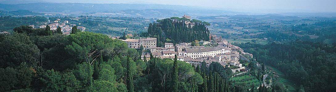In Val Di Chiana La Residenza Dei Vip…