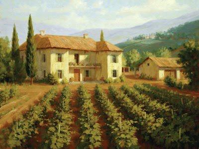 Vigneto-toscana