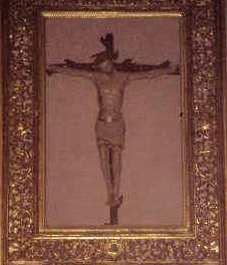 leggenda del cristo miracoloso