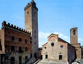 Festa Di Santa Fina A San Gimignano
