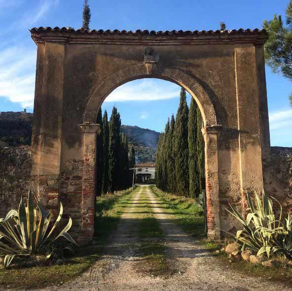 Il Borgo Etrusco Di Vetulonia
