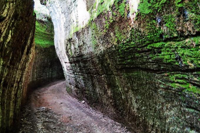 Gli Etruschi…Le Vie Cave Ed Il Cavone A Sovana