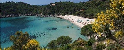 Isola d'Elba. Le spiegge della Costa del Sole