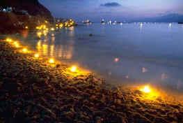 La Leggenda Dell'Innamorata E Disfida Della Ciarpa A Capoliveri, Isola D'Elba