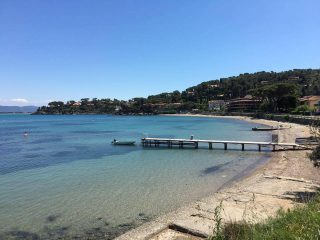Argentario Beaches. Porto Santo Stefano And The Beaches Of The Northern Coast Of Silver.