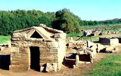 Parco Archeologico Populonia. Gli Etruschi E La Necropoli Di San Cerbone.