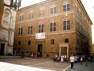 palazzo piccolomini a Pianza