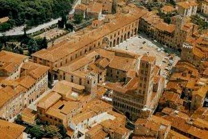 Arezzo Dall'alto