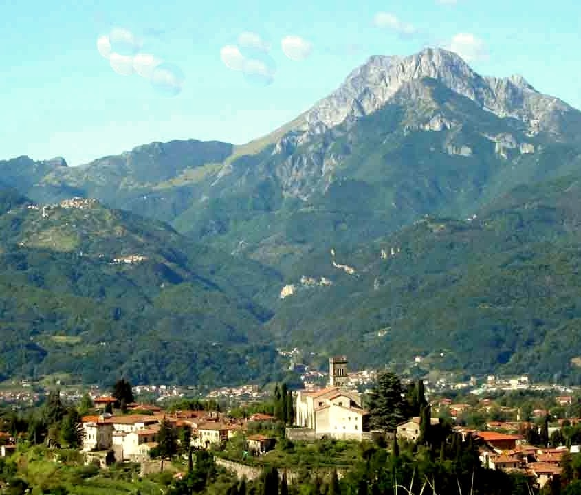 Barga. Media Valle del Serchio
