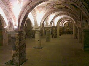 Cripta Della Chiesa Di San Pietro