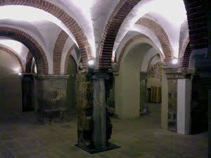 Interno della chiesa di San Pietro