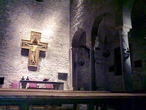 La chiesa di San Pietro in Vinculis