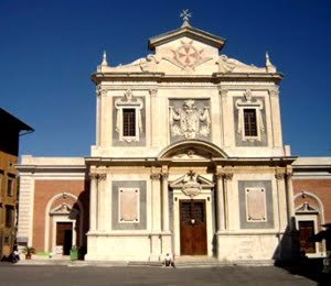 Piazza dei Cavalieri facciata