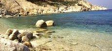 Spiaggia dell' Isola di Montecristo