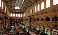 Mercato Centrale Di Livorno. Il Mercato Coperto Più Bello D'Europa.