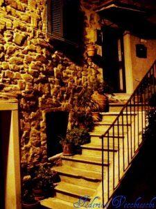Buriano. Grosseto. Borgo Medievale Della Maremma.