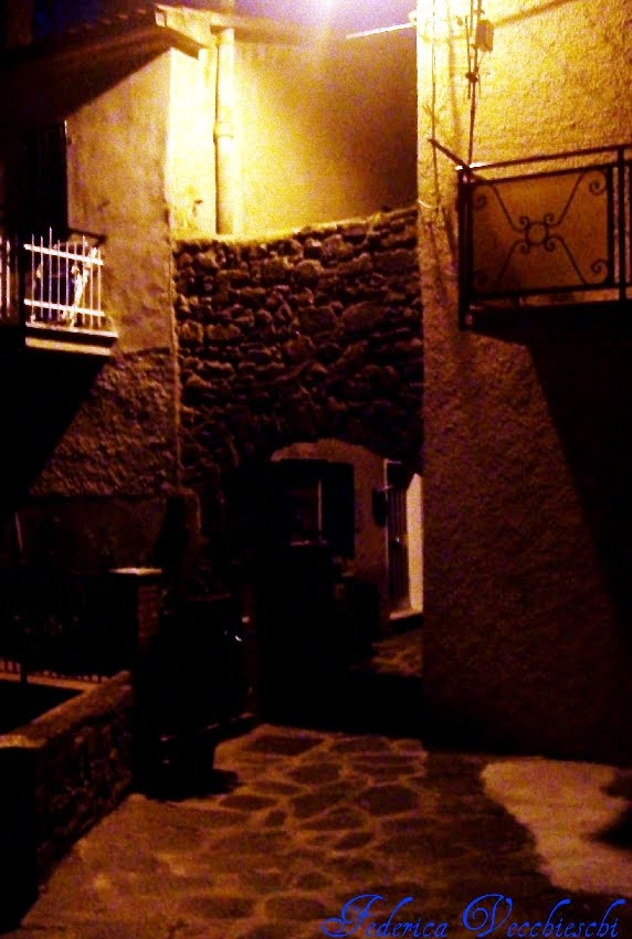 Buriano borgo medievale