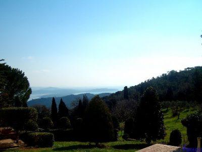 Monte Argentario. Convento Dei Passionisti. Il Paradiso E La Pace Nella Maremma Toscana.