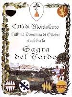 Sagra Del Tordo  E Sfida Degli Arcieri. Montalcino. Siena. 30 E 31 Ottobre 2010