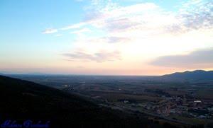 panorama montepescali