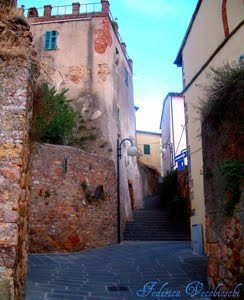 Montepescali. Grosseto. Borgo Definito Balcone Della Maremma.