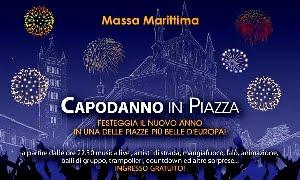 Capodanno A Massa Marittima. Trascorri Il 31 Dicembre 2011 In Piazza Del Duomo. In Provincia Di Grosseto.