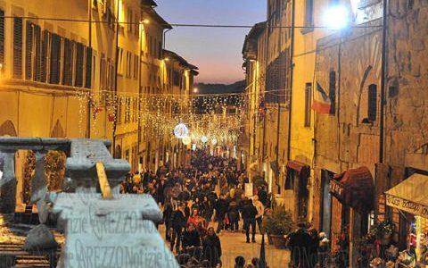 Mercatini Di Natale Ad Arezzo