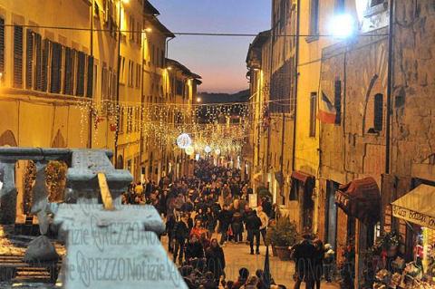 Mercatini Natale Di Arezzo