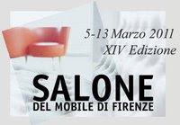 Salone Del Mobile Di Firenze Alla Fortezza Da Basso. 14esima Edizione. Dal 5 Al 13 Marzo 2011