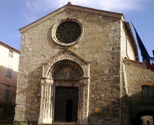 chiesa di roccalbegna