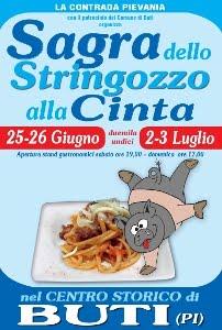 Manifesto Sagra Stringozzo