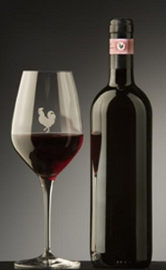 Bottiglia Del Vino Chianti