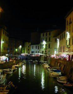 Effetto Venezia 2011 A Livorno: Colori E Musica Tra Francia E Italia