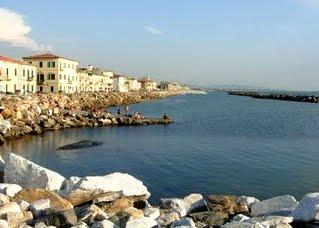 Oggi Andiamo Al Mare… A Marina Di Pisa