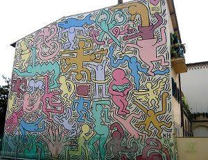 murales Tuttomondo