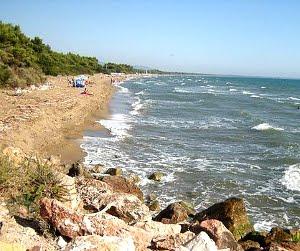 Spiaggia Del Fiume Osa…Oggi Andiamo Al Mare!