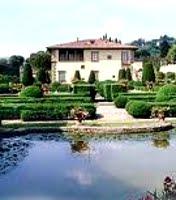 Il giardino di Villa Gamberaia