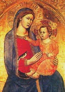 Affresco Della Madonna Di Montenero