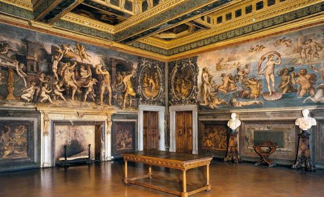 Casa Vasari Ad Arezzo. Visita Al Palazzo, Museo E Archivio Vasariano