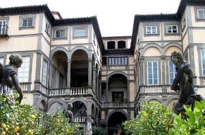 Facciata Palazzo Pfanner