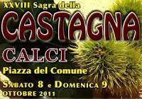 Sagra Della Castagna A Calci, In Provincia Di Pisa