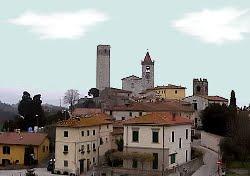 Serravalle Pistoiese. Il Castello E La Torre Del Barbarossa
