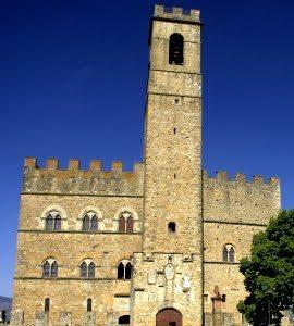 Il Castello Di Poppi, Meraviglia Del Casentino
