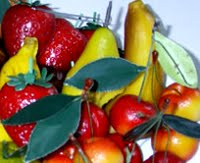 fruttini marzapane