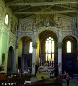 interno chiesa di san domenico